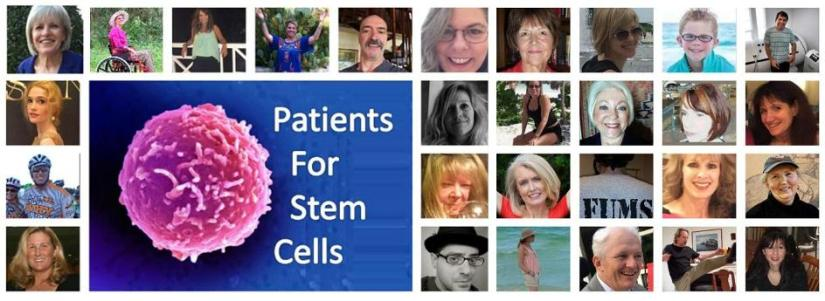 Patients Fight For Right To Their Own Stem Cells